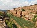 Southern walls of Gandikota fort.jpg