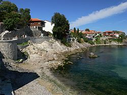 Skyline of Sozopol