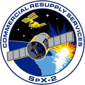 SpaceX CRS-2