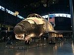 Space Shuttle Discovery at Steven F. Udvar-Hazy Center.jpg