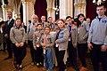Special Olympics World Winter Games 2017 reception Vienna - Uzbekistan.jpg