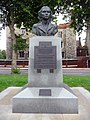 Special Operations Executive Memorial, Albert Embankment, London SE1.jpg