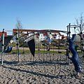 Spielplatz im Neubaugebiet - panoramio.jpg