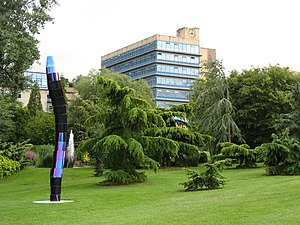 University of Surrey - The main Stag Hill Campus