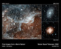 Spitzer's First Warm Images.jpg