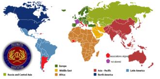 Philomatic society - Spread worldwide of philomat's