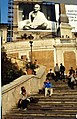 Square of Spain. and stairs,.jpg