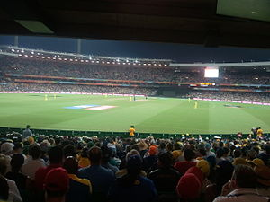 2017 AFL finals series - Image: Sri Lanka vs Australia World Cup 2015
