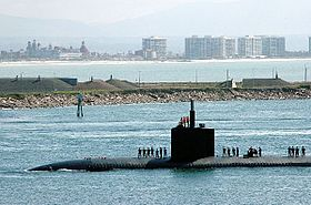 Image illustrative de l'article USS Jefferson City (SSN-759)