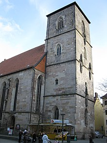 St Jakobi Itzehoe