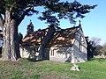 St. Bartholomew's Church, Oare, Berkshire 09.jpg