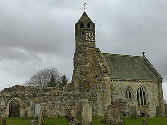 Douglas, South Lanarkshire - Image: St. Bride's Kirk