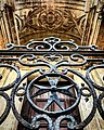 St. Catherine of Italy Chappel front railing - Malta Cross.jpg