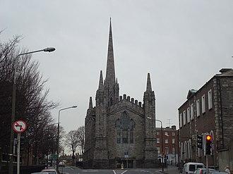St Mary's, Dublin (chapel of ease) - Image: St. Marys Chapel of Ease, Dublin, South