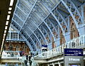 St. Pancras Station's roof supports - geograph.org.uk - 1025923.jpg