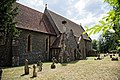 St Alban the Martyr's Church, Coopersale northwest aspect 01.jpg