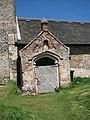 St Andrew's church - 16th century porch - geograph.org.uk - 1329950.jpg