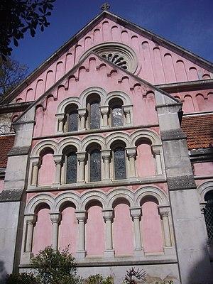 St. George's Church, Lisbon - Image: St George church