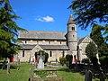 St John the Evangelist's Church, Hale Road, Hale, Farnham (May 2015) (1).JPG