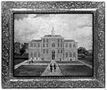 St Pancras smallpox hospital, London. Oil painting. Wellcome L0016704.jpg