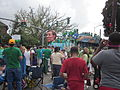St Pats Parade Day Metairie 2012 Parade G5.JPG