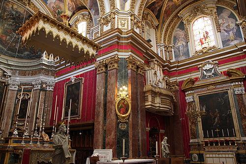 st pauls cathedral mdina - HD3888×2592