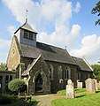 St Peter's Church, Church Lane, Hambledon (June 2015) (7).JPG