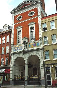 St Peters Italian Church Clerkenwell