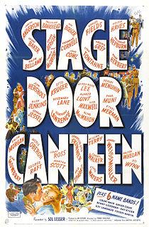 <i>Stage Door Canteen</i> (film)