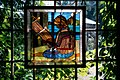 Stain glass at Breitenbush (10776125736).jpg