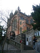 Stairs She Shan Basilica 20050410