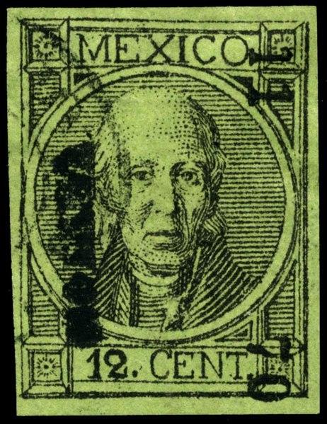 File:Stamp Mexico 1868 12c.jpg