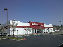 Bain Capital was an initial investor in Staples, Inc.