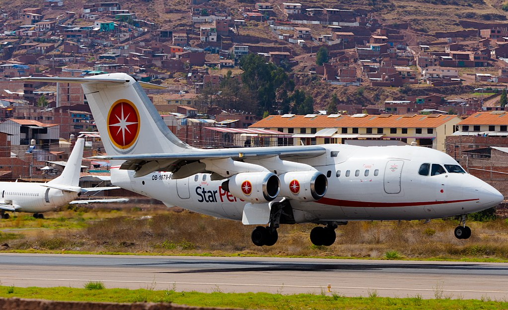Star Perú — World's 10 Most Unpunctual Airlines