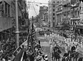 StateLibQld 1 104516 American fleet marching down Queen Street, Brisbane, March 1941.jpg