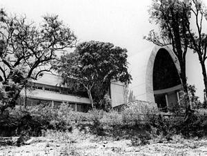 Cloudland - Side view of Cloudland, 1946