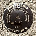 State of Hawaii Survey Mark (18601420049).jpg