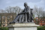 Statue of Mrs John Elder