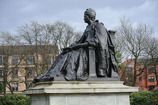 Statue of Isabella Elder