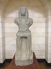 Statue of Ramses III