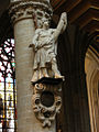 Statue of Saint Andrew at Bruxelles cathedral.jpg