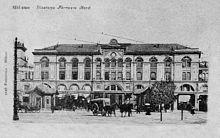 Stazione di Milano Cadorna