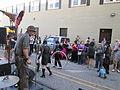 Steampunk Makers Fair Lafayette 2013 VineSt Shellshock Mike.JPG