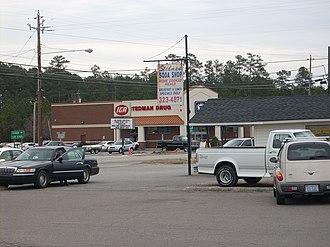 Stedman, North Carolina - Stedman Soda Shop and Stedman Drug