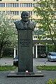 Stefan Banach monument in Kraków.jpg