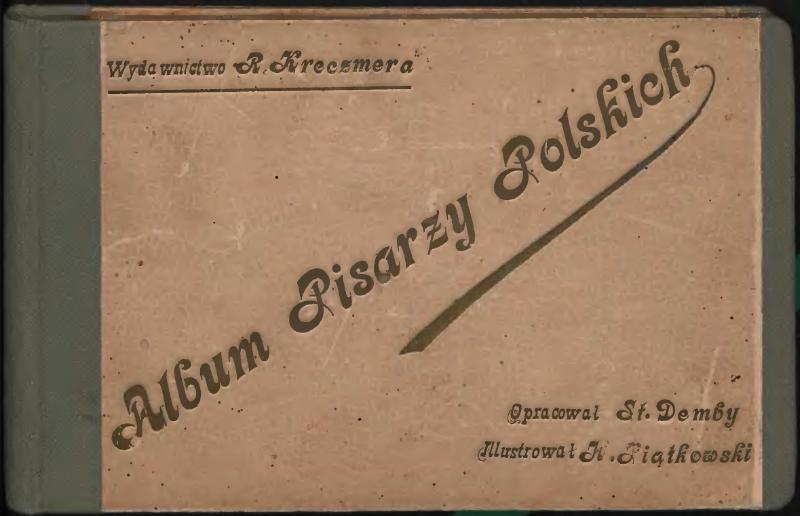 File:Stefan Demby - Album pisarzy polskich.djvu