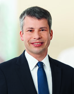 Steffen Bilger German politician