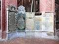 Stendal Marienkirche Grabsteine Chorumgang 2011-09-17.jpg