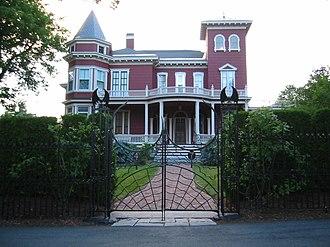 Stephen King - King's home in Bangor