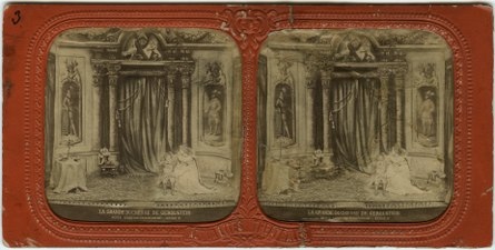 Stereokort, La Grande-Duchesse de Gérolstein 3, acte II, scène V - SMV - S122a.tif